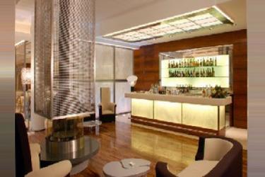 Grand Hotel De La Ville: Bar PARMA
