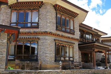 Hotel Drukchen: Featured image PARO