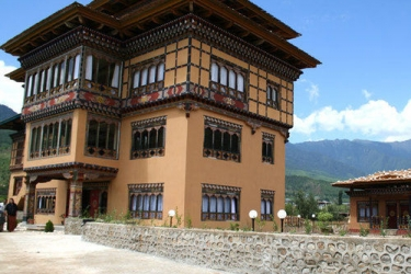 Hotel Janka Resort: Facciata dell'hotel PARO