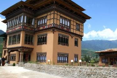 Hotel Janka Resort: Hotel front PARO