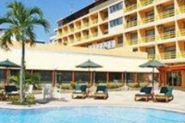 Bella Express Hotel: Außenschwimmbad PATTAYA