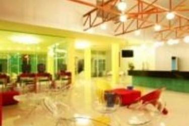 Bella Express Hotel: Hall PATTAYA