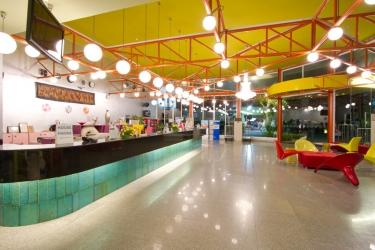 Bella Express Hotel: Lobby PATTAYA