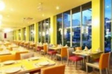 Bella Express Hotel: Restaurant PATTAYA