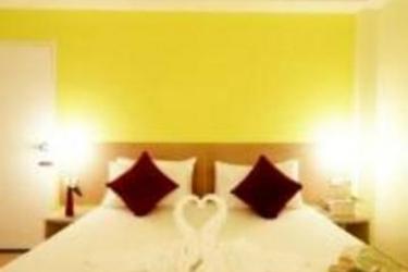 Bella Express Hotel: Schlafzimmer PATTAYA