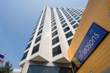 Hotel The Seasons Pattaya: Esterno PATTAYA