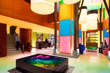 Hotel The Seasons Pattaya: Lobby PATTAYA