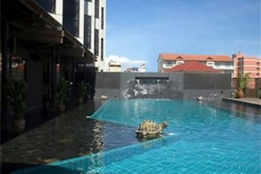 Hotel The Seasons Pattaya: Piscina Esterna PATTAYA
