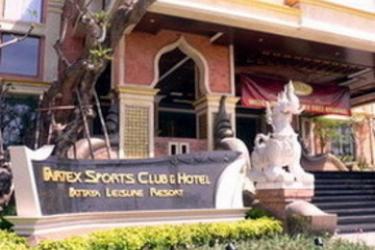 Fairtex Sports Club & Hotel: Entrance PATTAYA