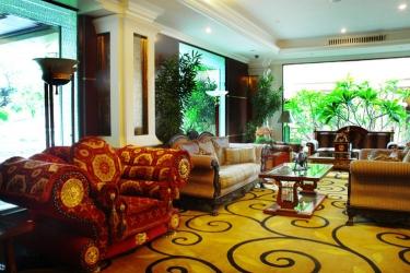 Fairtex Sports Club & Hotel: Lobby PATTAYA