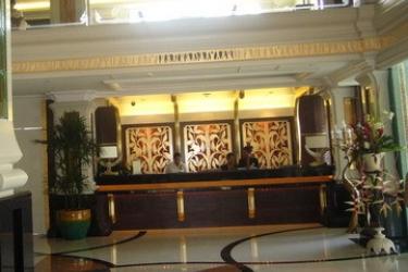 Fairtex Sports Club & Hotel: Reception PATTAYA