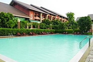 Fairtex Sports Club & Hotel: Swimming Pool PATTAYA