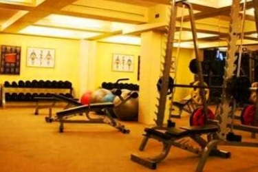Hotel Mantra Pura Resort & Spa: Gym PATTAYA
