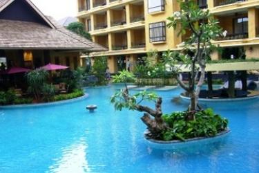 Hotel Mantra Pura Resort & Spa: Outdoor Swimmingpool PATTAYA