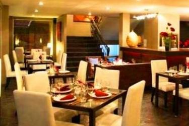Hotel Mantra Pura Resort & Spa: Restaurant PATTAYA