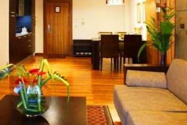 Hotel Mantra Pura Resort & Spa: Suite Room PATTAYA