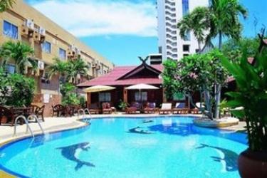 Hotel Sabai Lodge: Swimming Pool PATTAYA