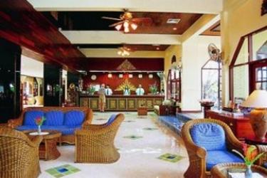 Hotel Sabai Lodge: Hall PATTAYA