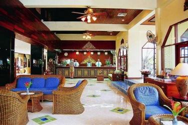 Hotel Sabai Lodge: Lobby PATTAYA