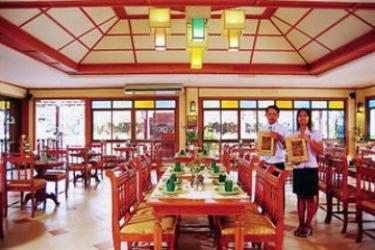 Hotel Sabai Lodge: Restaurant PATTAYA