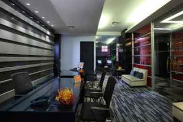 Hotel Amari Ocean Pattaya: Business Centre PATTAYA