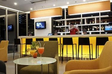 Hotel Ibis Pattaya: Lounge Bar PATTAYA