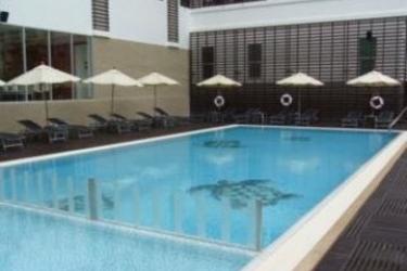 Hotel Ibis Pattaya: Piscina PATTAYA