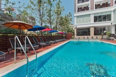 Hotel Ibis Pattaya: Activities PATTAYA