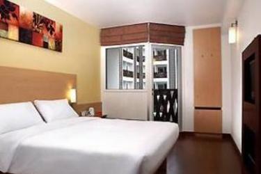 Hotel Ibis Pattaya: Bedroom PATTAYA