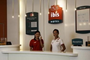 Hotel Ibis Pattaya: Lobby PATTAYA