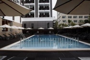 Hotel Ibis Pattaya: Outdoor Swimmingpool PATTAYA