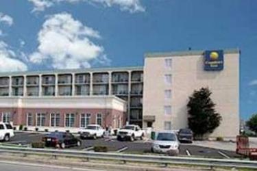Hotel Comfort Inn: Extérieur PAWTUCKET (RI)