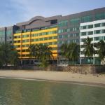 Hotel Mercure Penang Beach
