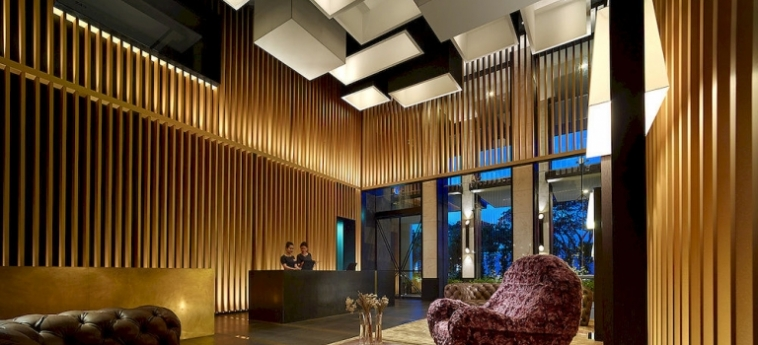 G Hotel Kelawai: Room - Double Club PENANG