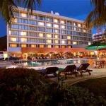 Hotel Holiday Inn-Beach Wing-Sea Vw