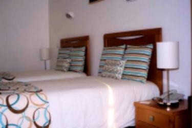 Hotel Pinhalmar: Chambre Double PENICHE