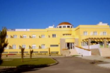 Hotel Pinhalmar: Extérieur PENICHE