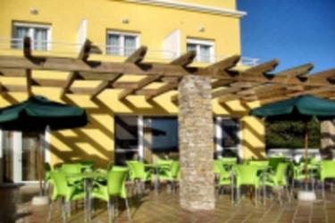Hotel Pinhalmar: Exterieur PENICHE