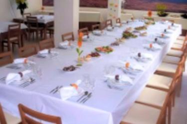 Hotel Pinhalmar: Restaurant PENICHE