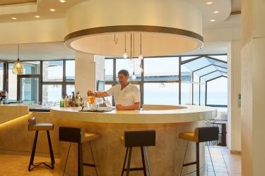 Hotel Ammon Zeus: Bar PENINSULE CHALCIDIQUE