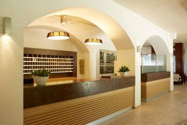 Hotel Ammon Zeus: Lobby PENINSULE CHALCIDIQUE