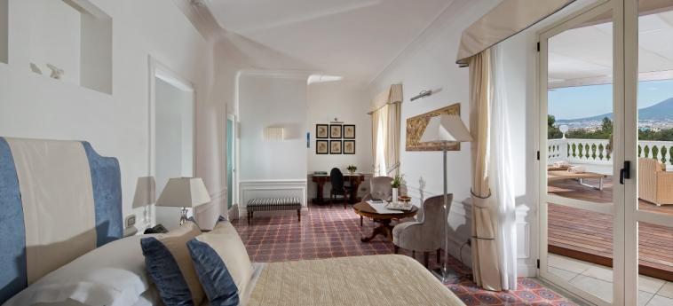 La Medusa Hotel & Boutique Spa: Camera Junior Suite PENISOLA SORRENTINA - NAPOLI