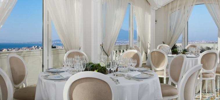 La Medusa Hotel & Boutique Spa: Sala Colazione PENISOLA SORRENTINA - NAPOLI