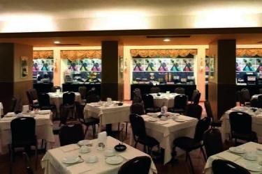 Hotel Gio' Wine E Jazz Area: Restaurant PEROUSE