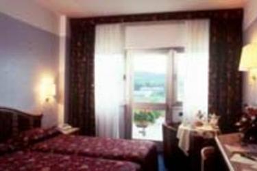 Perugia Plaza Hotel: Chambre jumeau PEROUSE