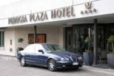 Perugia Plaza Hotel: Entrée PEROUSE
