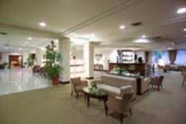 Perugia Plaza Hotel: Hall PEROUSE