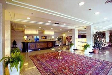 Perugia Plaza Hotel: Lobby PEROUSE