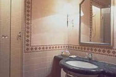 Perugia Plaza Hotel: Salle de Bains PEROUSE