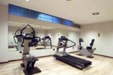 Perugia Plaza Hotel: Salle de Gym PEROUSE